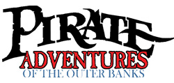 Pirate Adventures of the Outer Banks logo