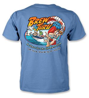 Brew Thru Tshirt
