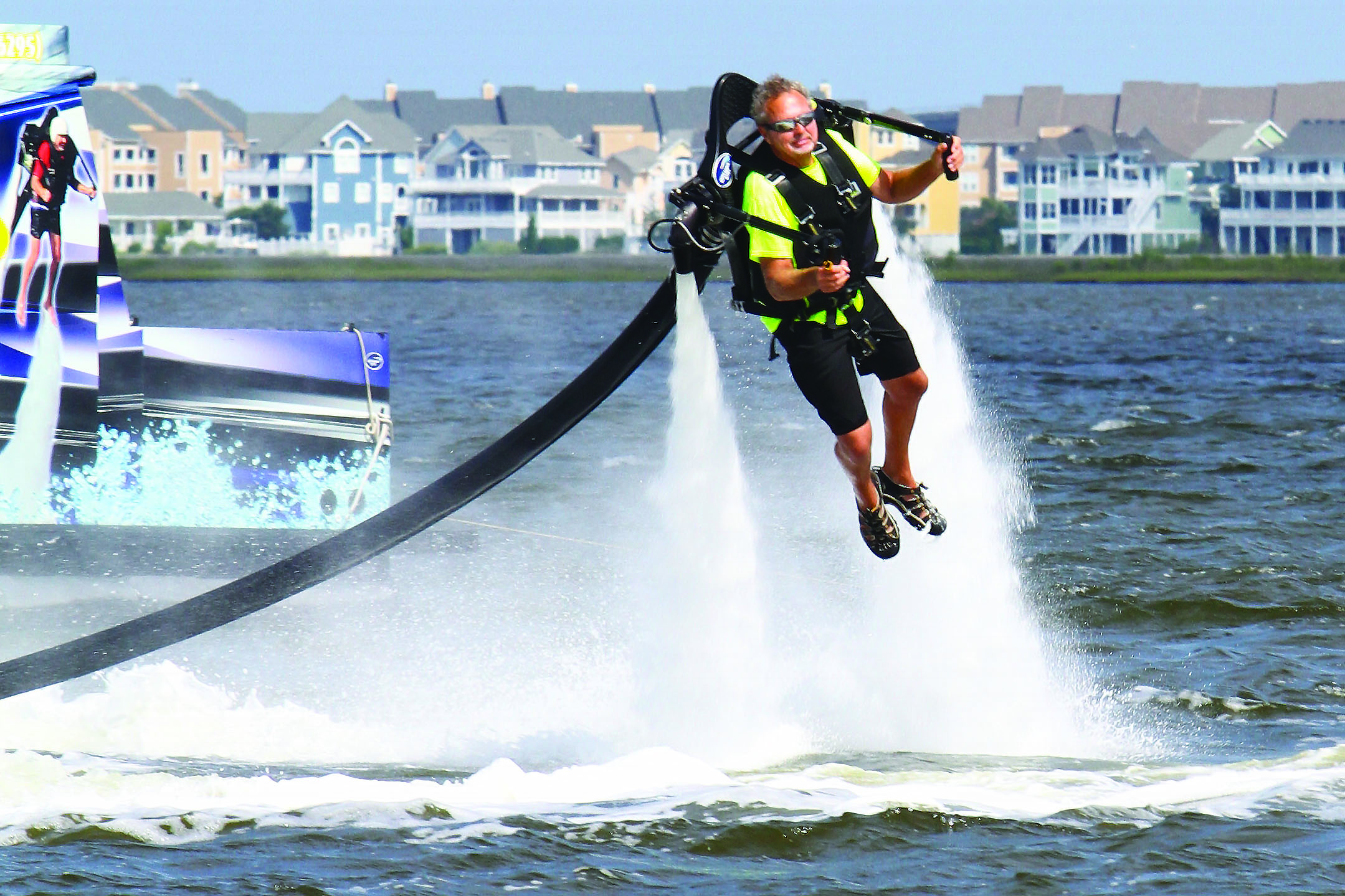 Kitty Hawk Kites Jet Pack Adventrue