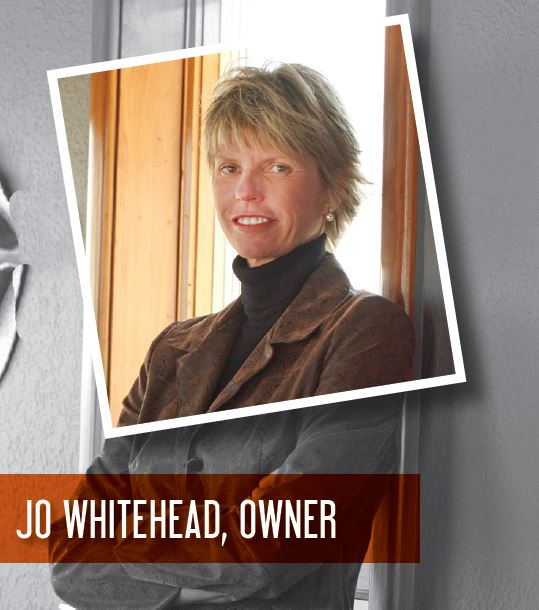 Jo Whitehead Awful Arthurs Owner