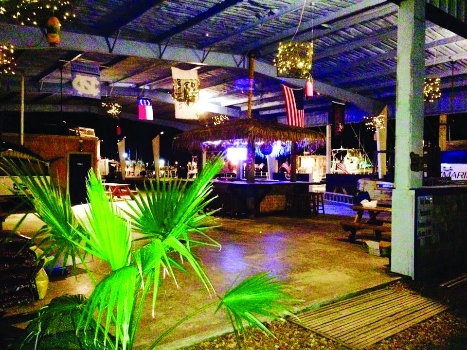 Outer Banks Marina Tiki Bar