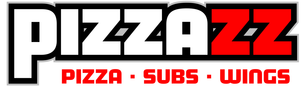 Pizzazz Pizza Sub and Wings logo
