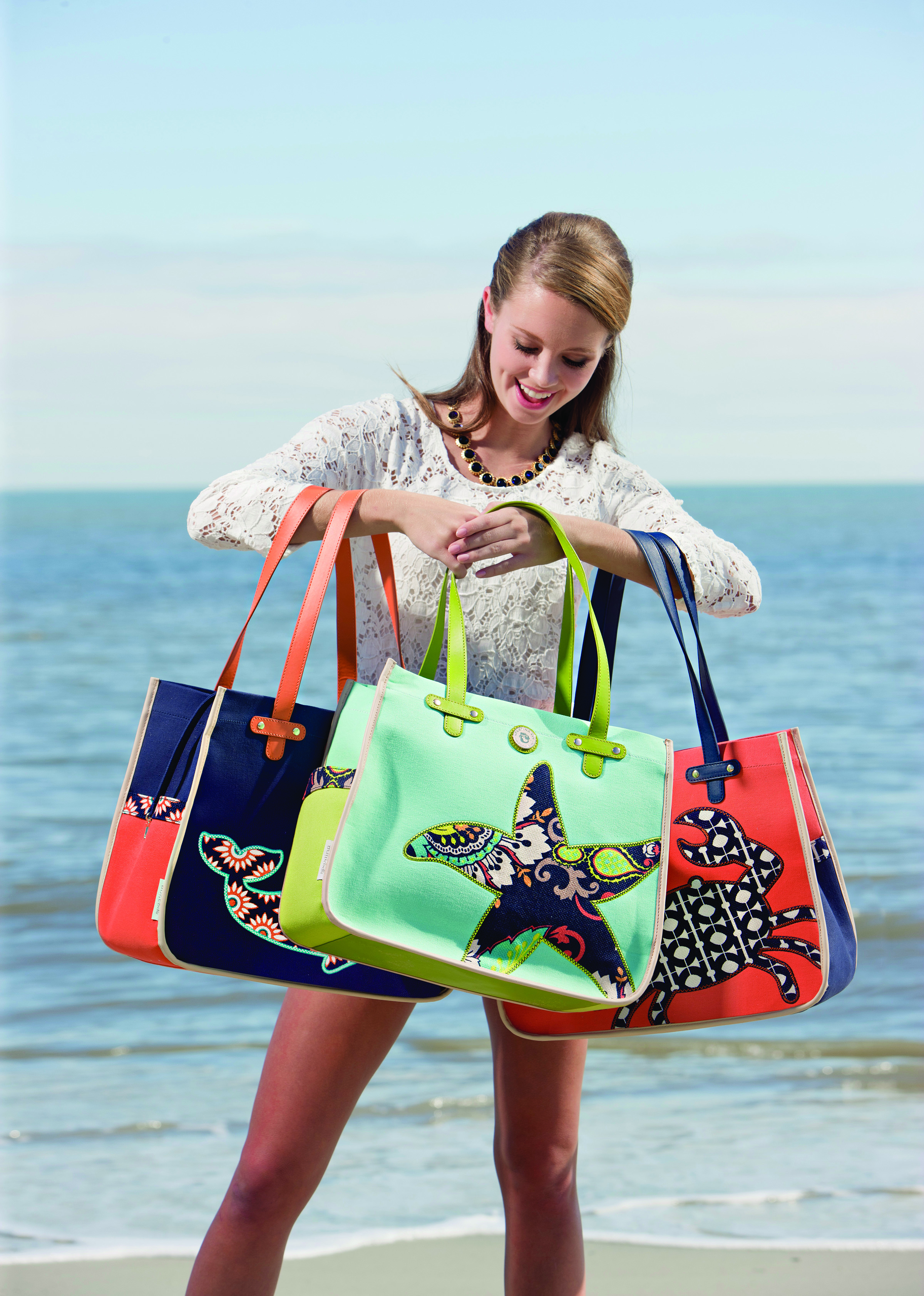 Spartina bags at Grays