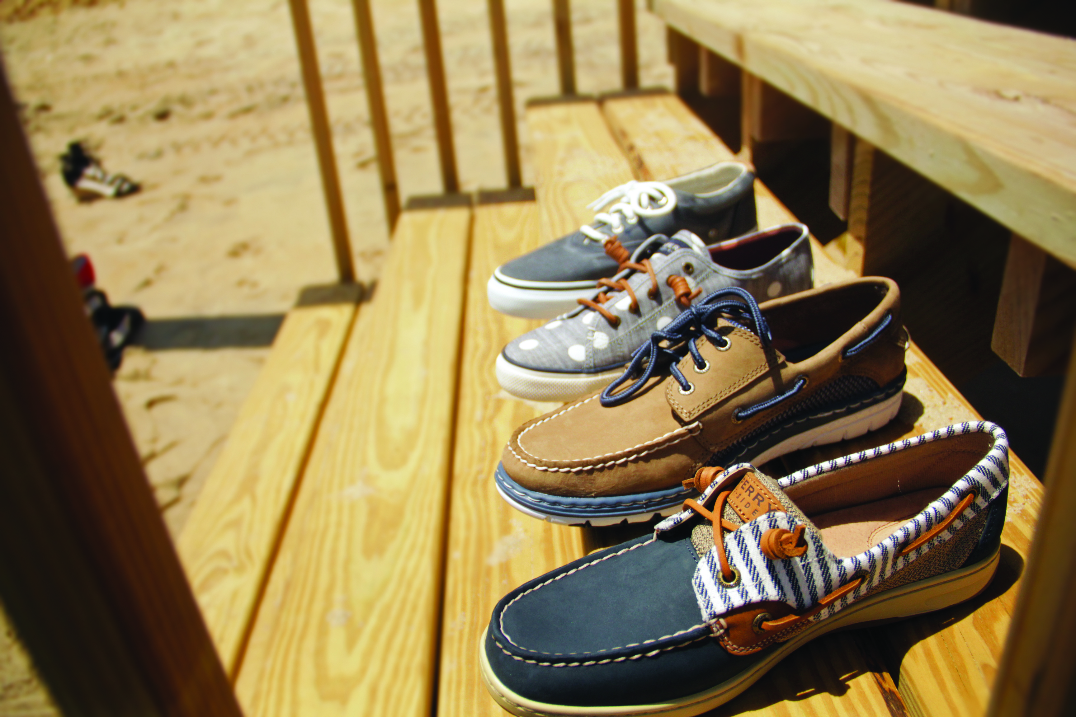 Sperry Top-siders at Grays