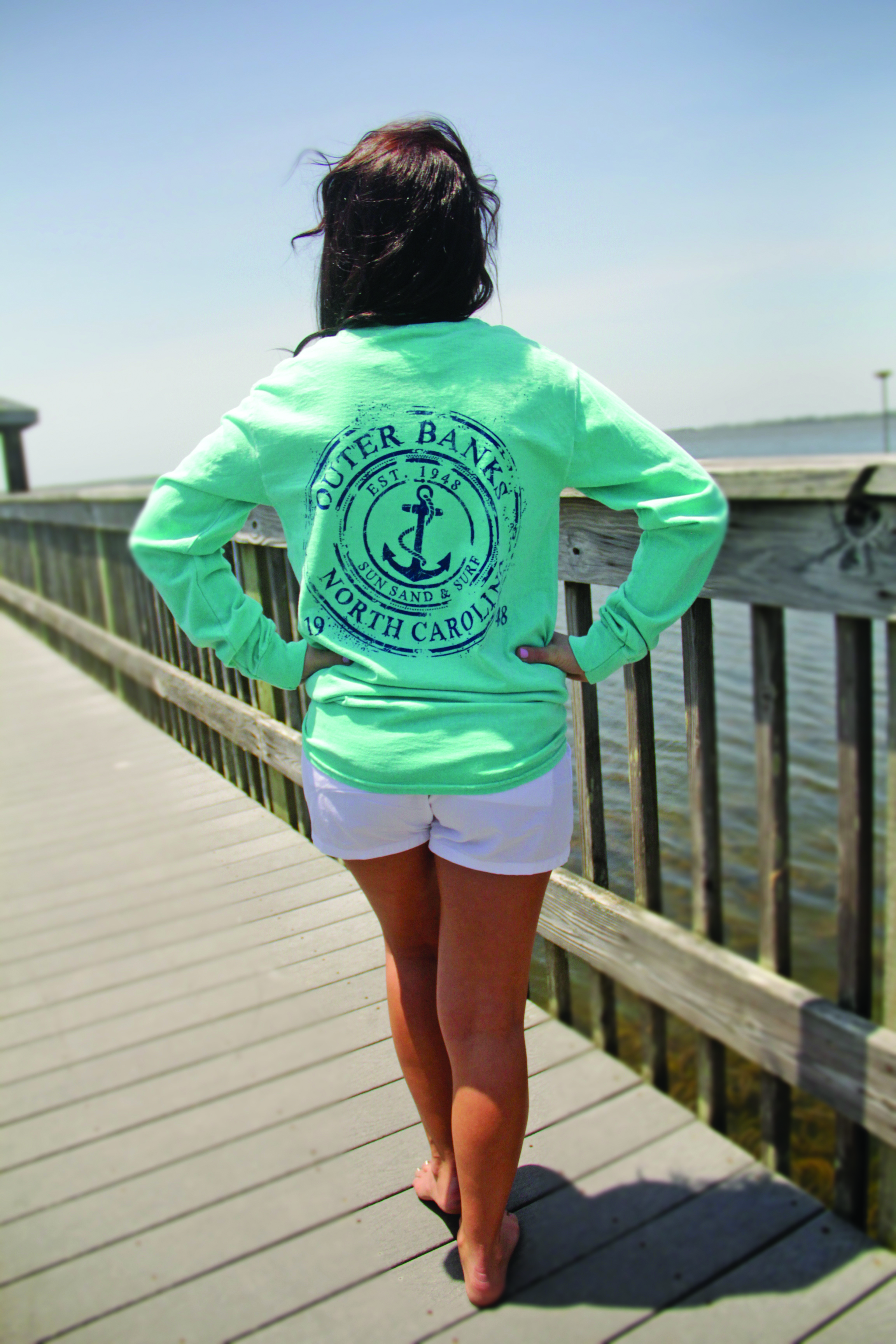 Outer Banks clothing at Grays