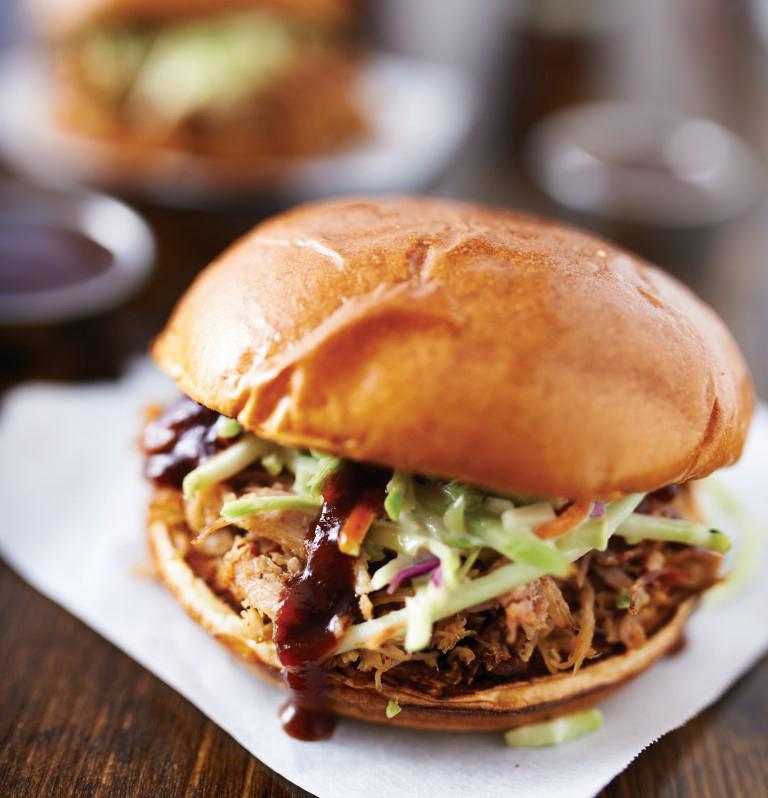 The Surfin Pig Sandwich