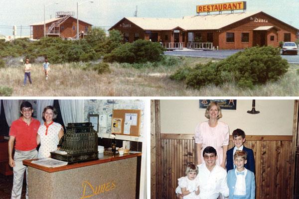 The Dunes Restaurant 1983