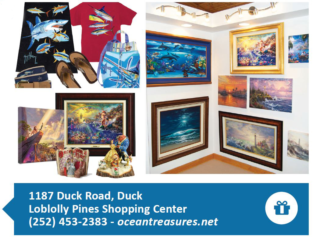 Ocean Treasures Art Gallery & Gifts