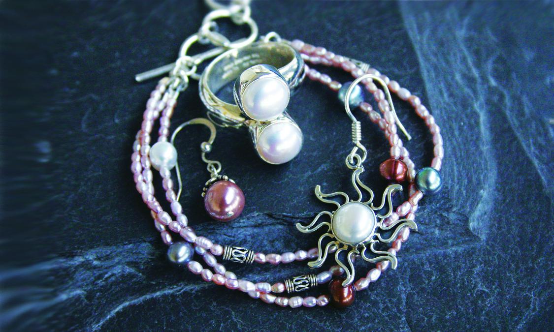 Jewelry at Mystic Jewel Shop