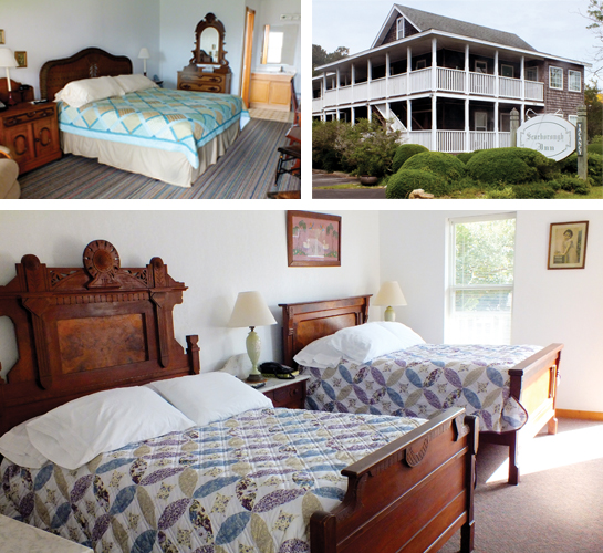 Scarborough Inn in Manteo Outer Banks