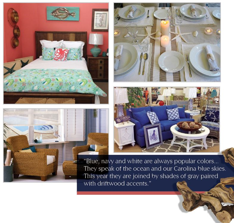Daniels Homeport Outer Banks Coastal Furnishings