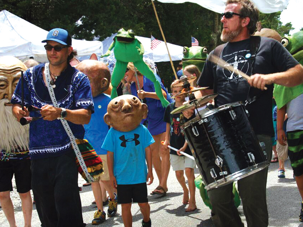 Ocracoke Music Festival