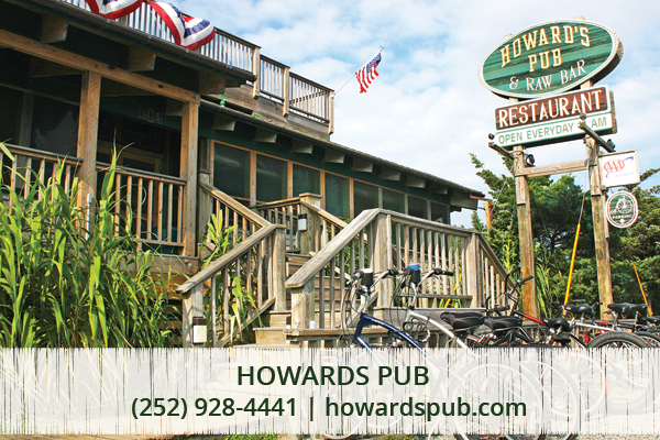 Howard's Pub Restaurant - Ocracoke