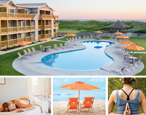 Sanderling Resort - pool - spa