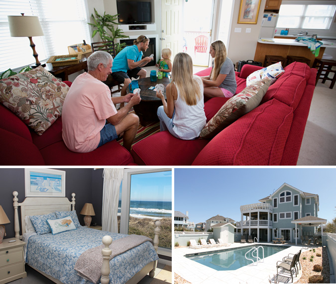 Brindley Beach vacation homes