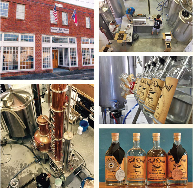 Outer Banks Distilling