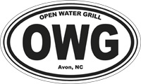 open water grill logo