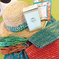fragrances, sunhat and accessories at nest