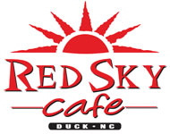 Red Sky Cafe, Duck NC