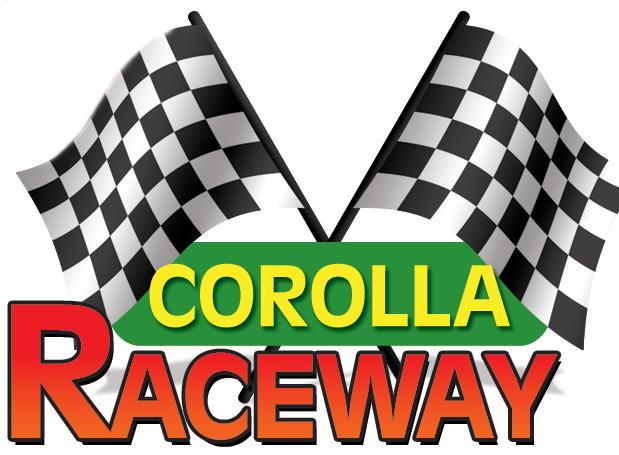 corolla raceway logo