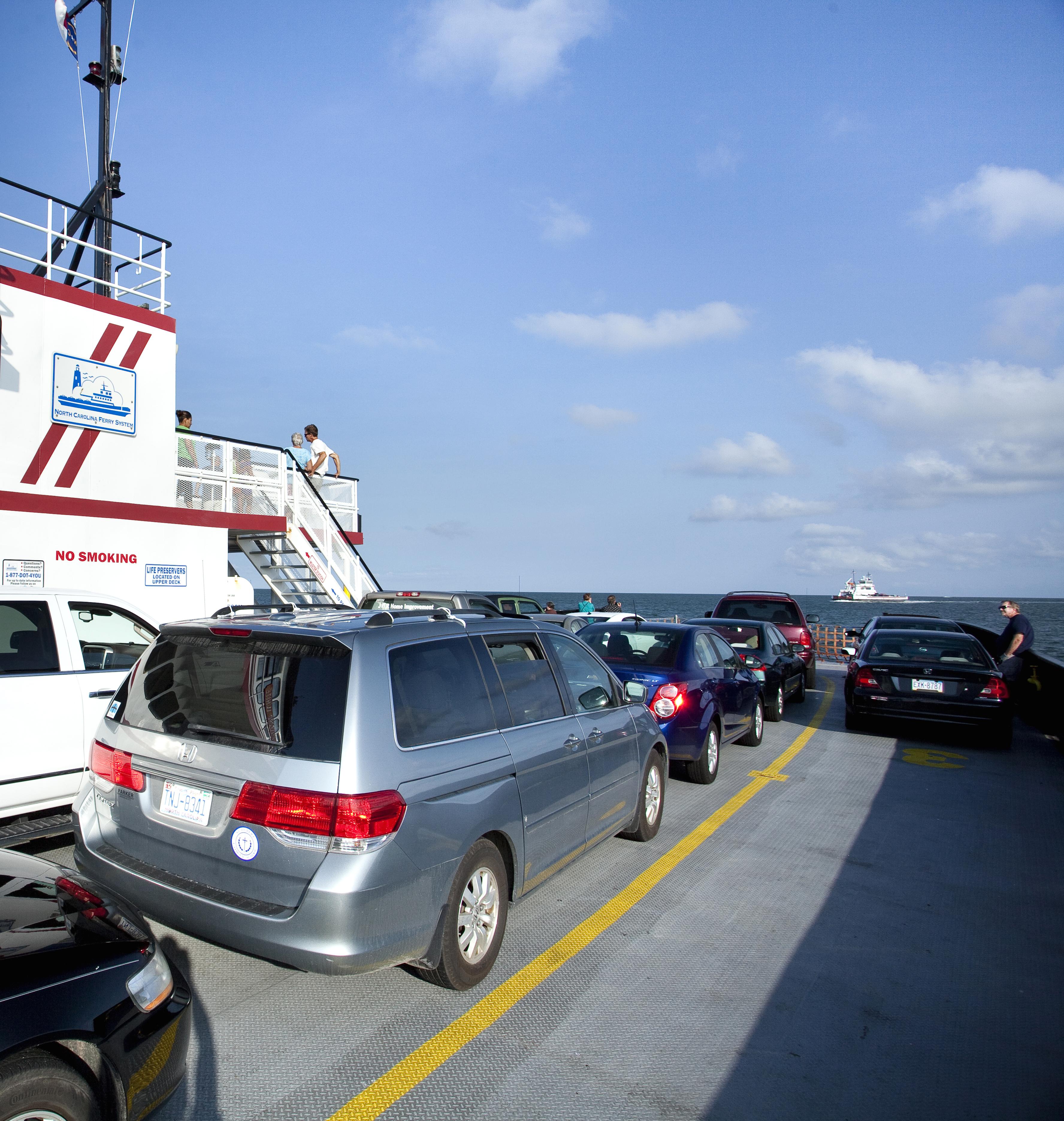 Ocracoke Island NC Ferry