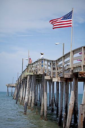 Outer Banks Fishing Pier