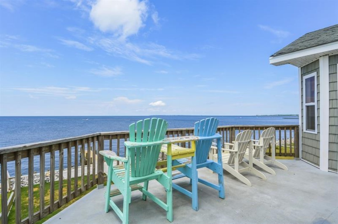 Seaside Vacations Rental Home Soundfront
