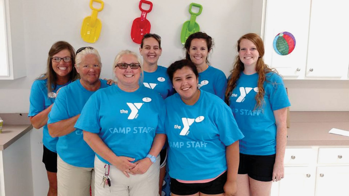 Outer Banks Family YMCA Camp Staff