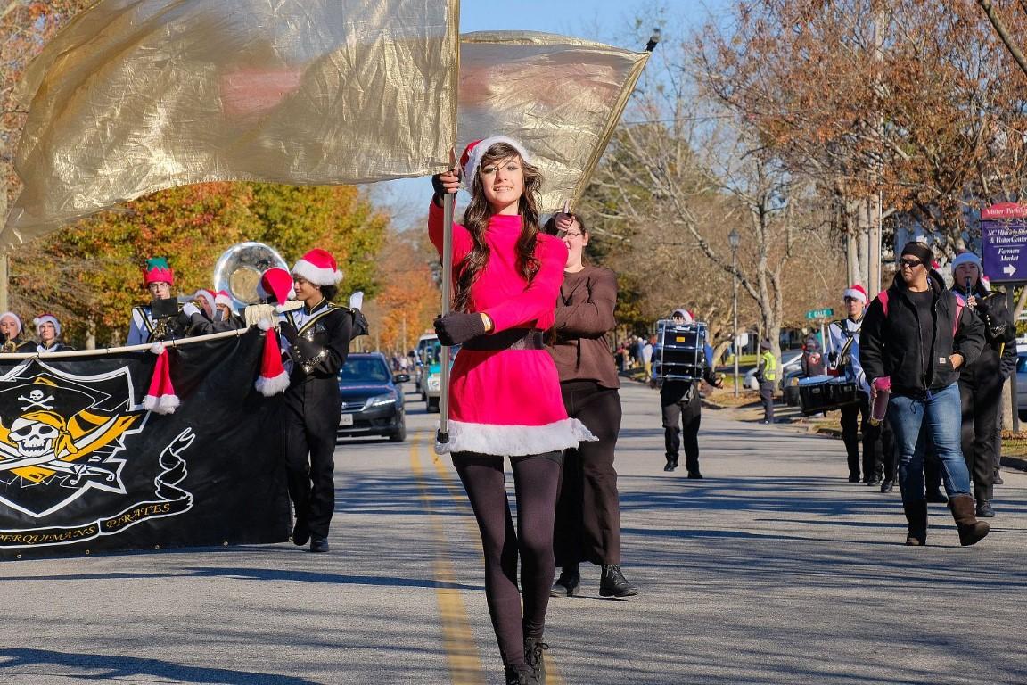 Edenton Christmas Parade