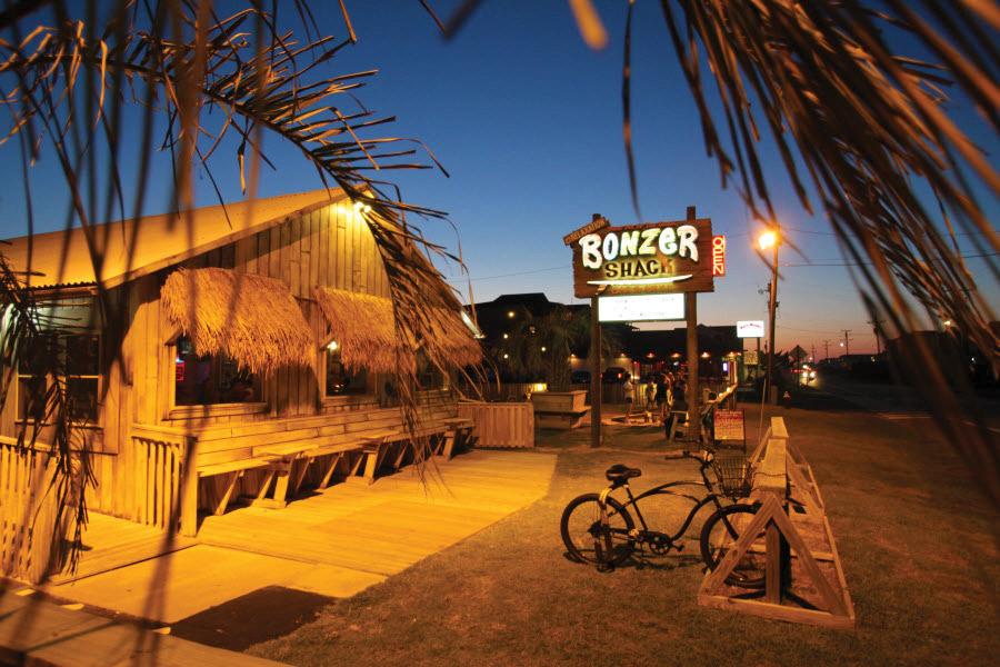 Bonzer Shack exterior