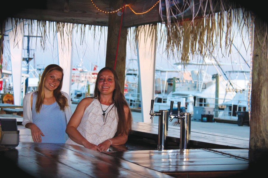 OBX Marina Tiki Bar