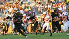 Football at Manteo High School