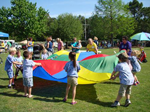 Kidfest at Roanoke Island Festival Park