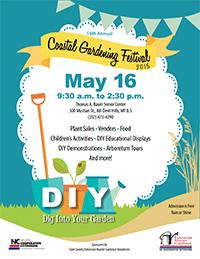 13th Annual Coastal Gardening Festival