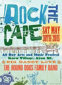 Rock the Cape Concert Series on Roanoke Island