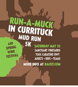 Run A Muck in Currituck Mud Run 5K