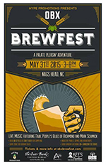 OBX Brewfest Event in Nags Head NC