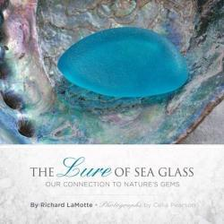 The Lure of Sea Glass author book signing