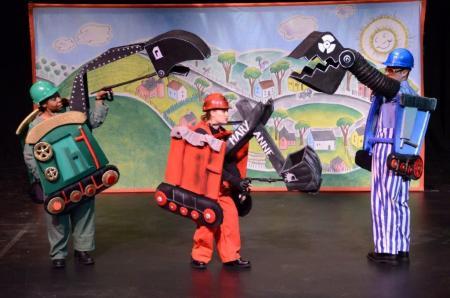 Children's Theatre at Roanoke Island Festival Park