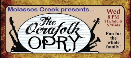 Molasses Creek presents The Ocracoke Opry