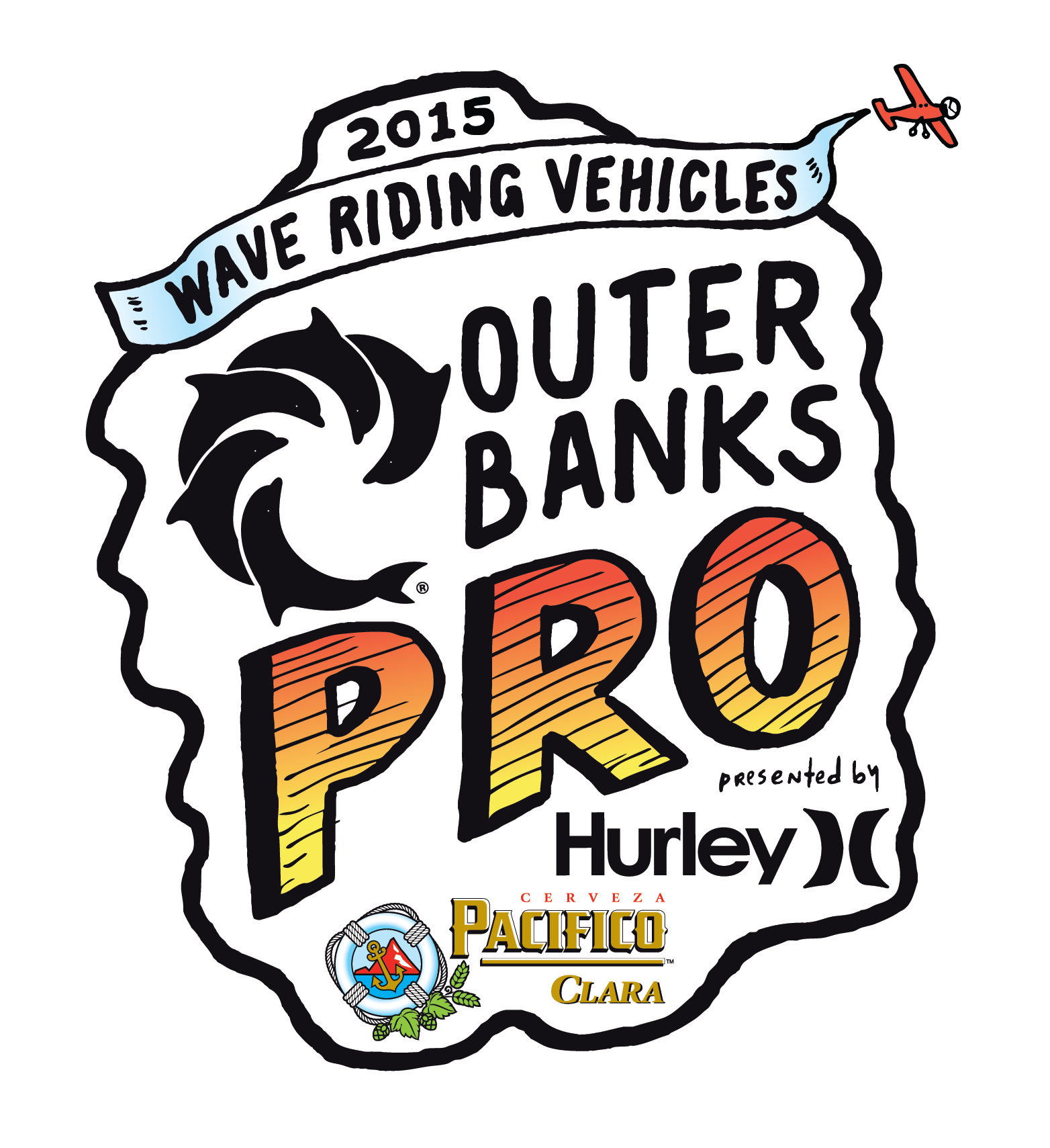 WRV Outer Banks Pro Surf Contest