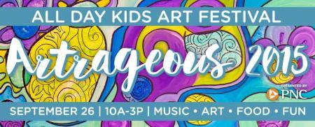 Artrageous Art Extravaganza