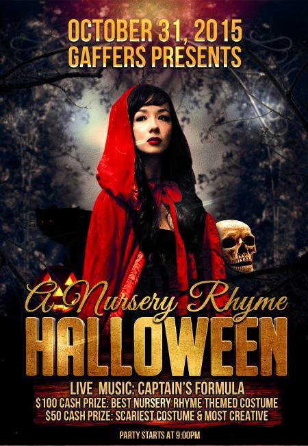 A Nursery Rhyme Halloween