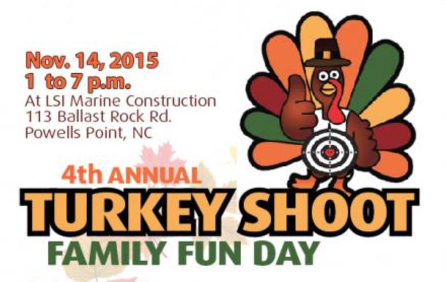Turkey Shoot and Family Fun Day