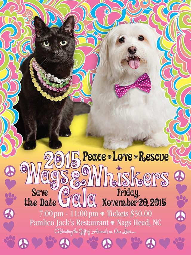 Outer Banks Wags and Whiskers Gala