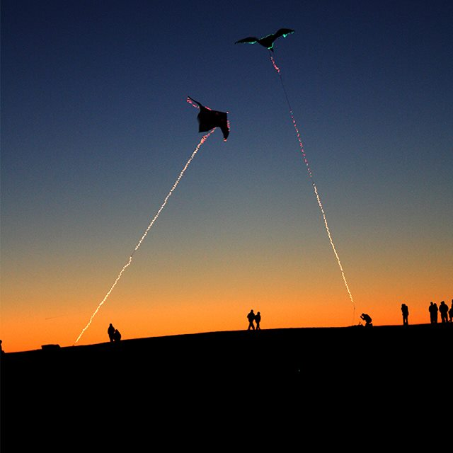 Kites With Lights Outer Banks Event