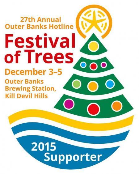 Outer Banks Hotline Festival of Trees