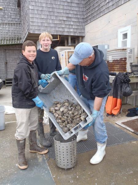 Hatteras Island Oyster Roast