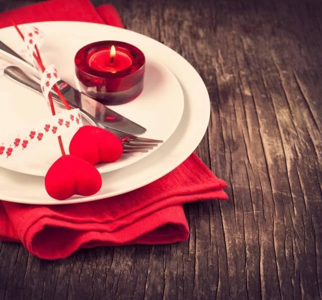 Valentine's Day Restaurant Specials