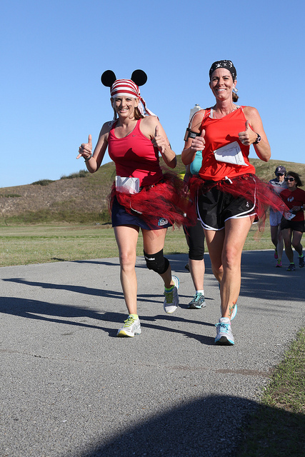 Flying Pirate Half Marathon